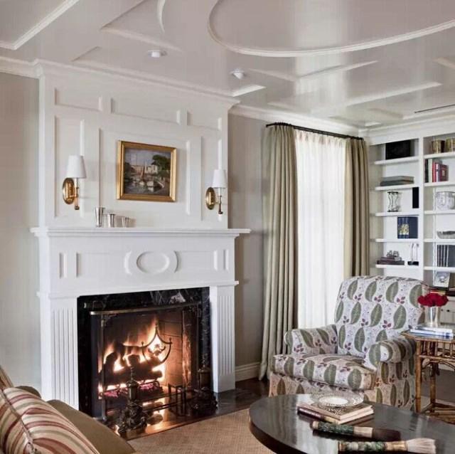 壁炉取暖效果如何,能全屋覆盖么?