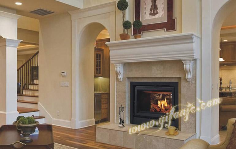 壁炉的安装要点和注意事项