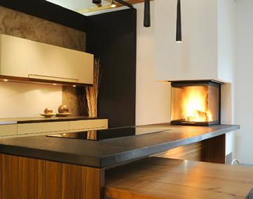 燃木壁炉安装&设计师参考指南