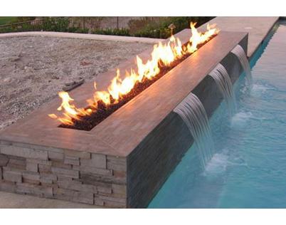 户外壁炉 | 燃气系列