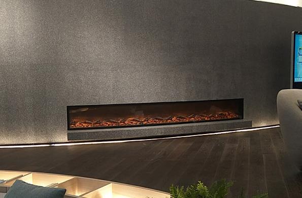 电壁炉案例丨湖南长沙 · 正荣|梅溪紫阙台