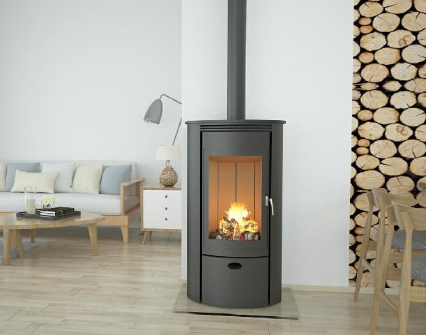 燃木壁炉 | YF-003德国骄子