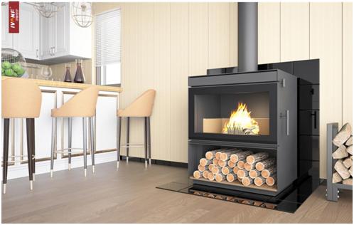 燃木壁炉一年要用多少木柴