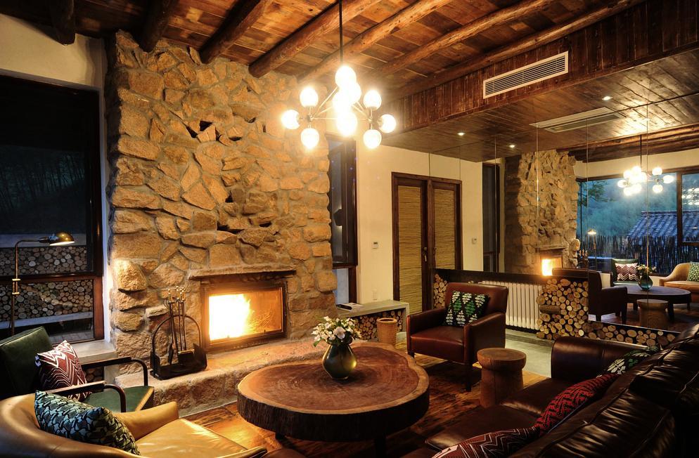 美式壁炉有哪些类型?