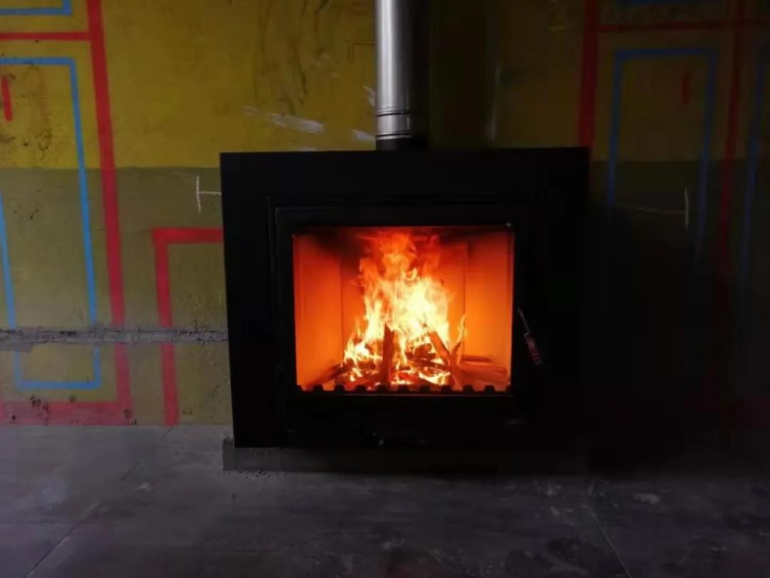 【壁炉案例】湖南常德·保利中央公园